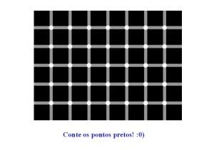 Conte os pontos pretos... [Clique na imagem para apliá-la.]